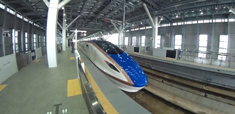 北陸新幹線カバー画像