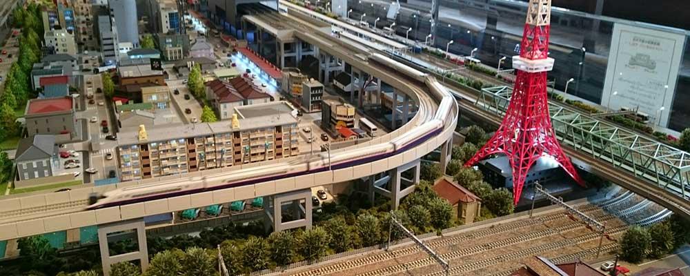 糸魚川駅鉄道ジオラマアイキャッチ