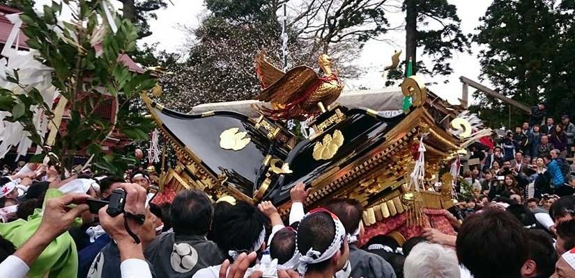 日本の祭りを紹介するサイトを作ります