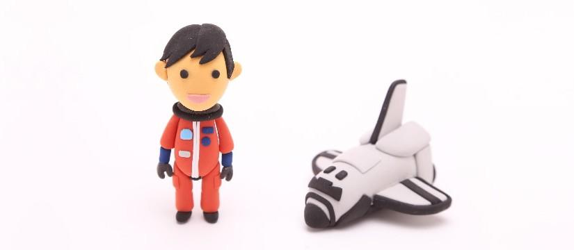 宇宙飛行士の試験にチャレンジしました。