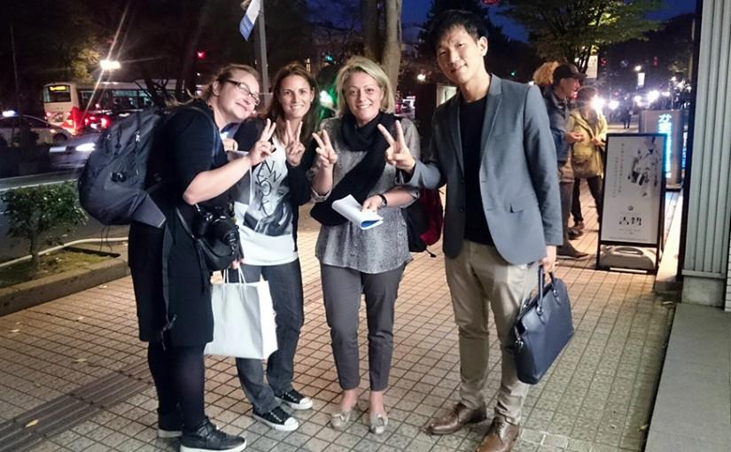 フランスの旅行会社に突撃で羽咋市の観光PRをしてきました。