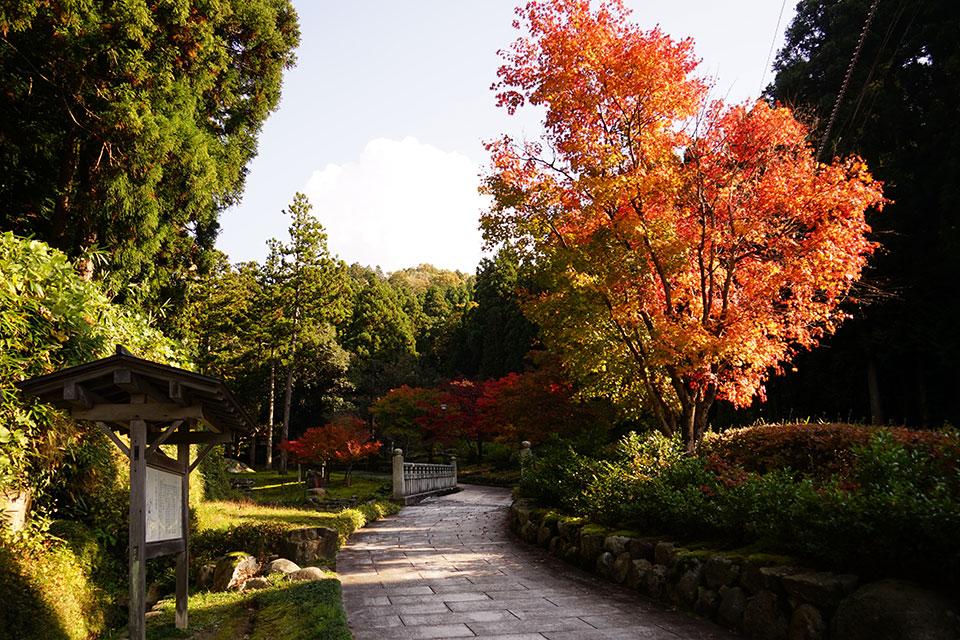 永光寺景観