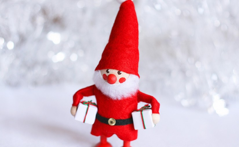 【サンタの心得】今年のクリスマスはサンタになりました。