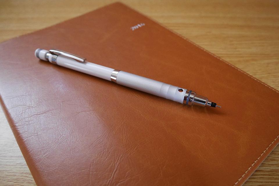 NOLTYエクリA5-1キャメル+ペン