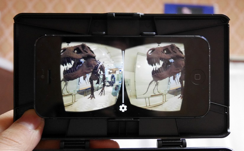 2016年が元年。VRの衝撃を手軽に体験